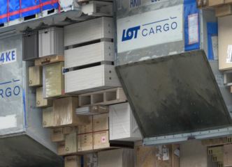 LOT Cargo BOX